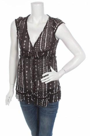 Дамска риза Street One, Размер XS, Цвят Кафяв, Полиестер, Цена 4,50лв.