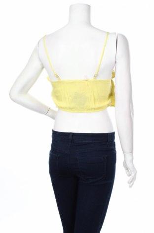 Дамска риза Twentyfourseven, Размер XS, Цвят Жълт, 100% вискоза, Цена 18,55лв.