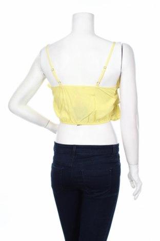 Дамска риза Twentyfourseven, Размер S, Цвят Жълт, 100% вискоза, Цена 18,55лв.