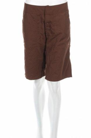 Дамски къс панталон Kathmandu, Размер S, Цвят Кафяв, 100% полиестер, Цена 3,04лв.