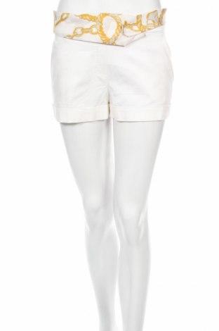 Γυναικείο κοντό παντελόνι Liu Jo, Μέγεθος XS, Χρώμα Λευκό, Τιμή 12,99€