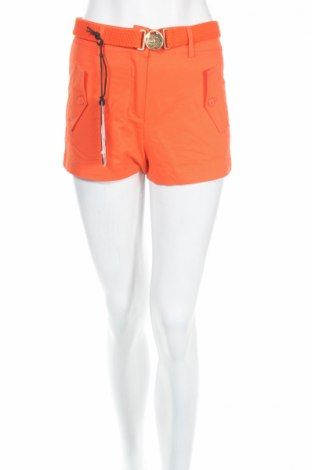 Γυναικείο κοντό παντελόνι Miss Sixty, Μέγεθος XS, Χρώμα Πορτοκαλί, 98% βαμβάκι, 2% ελαστάνη, Τιμή 18,58€