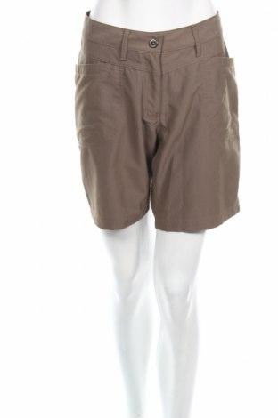 Дамски къс панталон Mountain Equipment, Размер L, Цвят Кафяв, 51% полиестер, 49% полиамид, Цена 10,92лв.