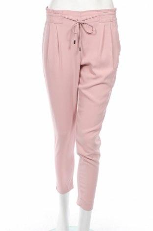 Γυναικείο παντελόνι Zara, Μέγεθος S, Χρώμα Ρόζ , 100% πολυεστέρας, Τιμή 7,79€