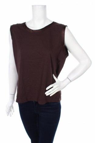 Γυναικείο αμάνικο μπλουζάκι Ambee