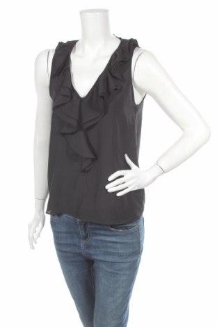 Γυναικείο αμάνικο μπλουζάκι Ange, Μέγεθος M, Χρώμα Μαύρο, Πολυεστέρας, Τιμή 2,23€