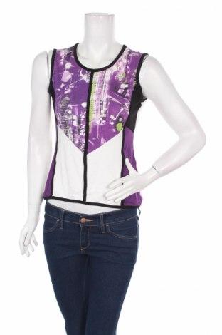 Γυναικείο αμάνικο μπλουζάκι Apriori, Μέγεθος L, Χρώμα Πολύχρωμο, 95% βισκόζη, 5% ελαστάνη, Τιμή 1,73€