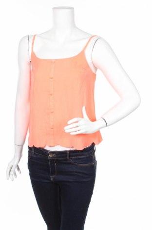 Γυναικείο αμάνικο μπλουζάκι Girl Xpress, Μέγεθος S, Χρώμα Ρόζ , Πολυεστέρας, Τιμή 3,47€