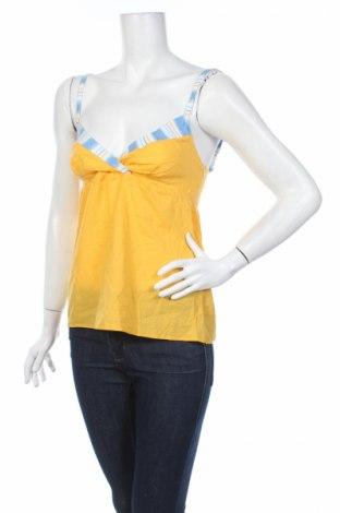 Дамски потник Stratt, Размер XS, Цвят Жълт, Цена 5,95лв.