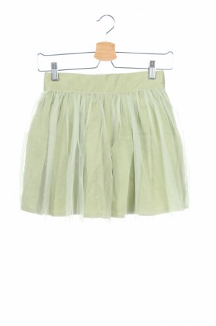 Detská sukňa  Neck & Neck, Veľkosť 10-11y/ 146-152 cm, Farba Zelená, 55% ľan, 45% bavlna, Cena  11,73€