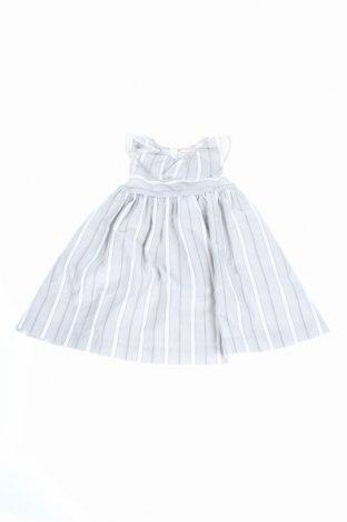 Rochie de copii Gocco, Mărime 18-24m/ 86-98 cm, Culoare Gri, 71% poliester, 29% bumbac, Preț 65,56 Lei