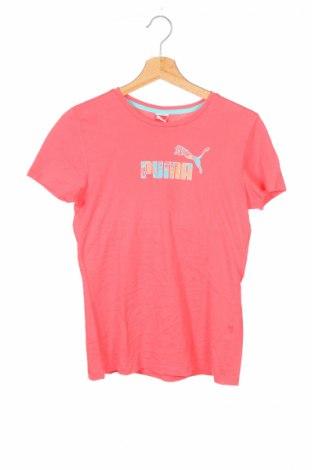 Παιδικό μπλουζάκι Puma, Μέγεθος 15-18y/ 170-176 εκ., Χρώμα Ρόζ , Τιμή 4,33€