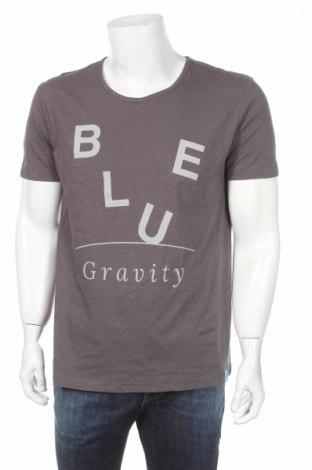 Pánské tričko  Stanley Stella, Rozměr L, Barva Šedá, Bavlna, Cena  118,00Kč