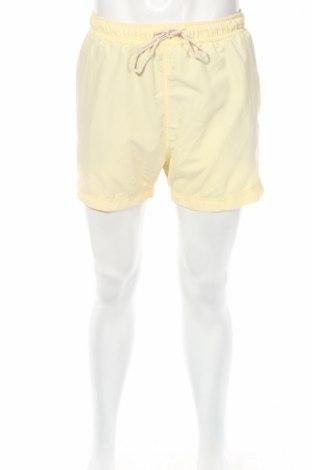 Pánske kraťasy  Selected Homme, Veľkosť L, Farba Žltá, Polyester, Cena  8,30€