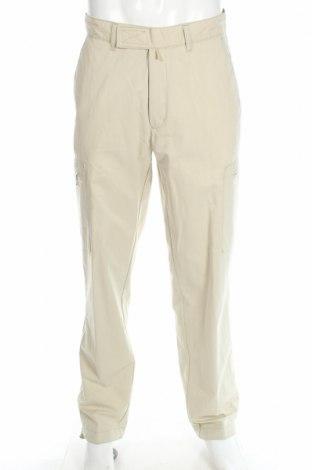 Мъжки панталон Pierre Cardin, Размер L, Цвят Бежов, 57% памук, 43% полиамид, Цена 28,60лв.