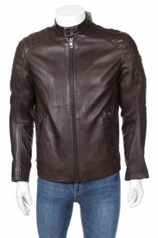 Pánska kožená bunda  Hugo Boss
