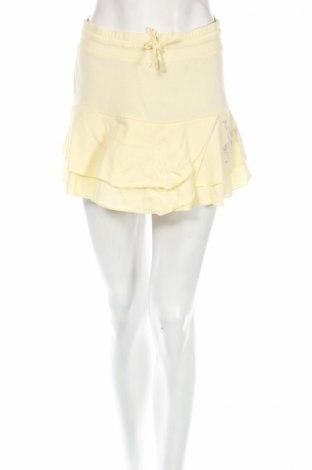 Пола, Размер S, Цвят Жълт, Цена 4,75лв.