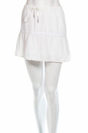 Sukňa Abercrombie & Fitch, Veľkosť M, Farba Biela, 100% bavlna, Cena  9,64€