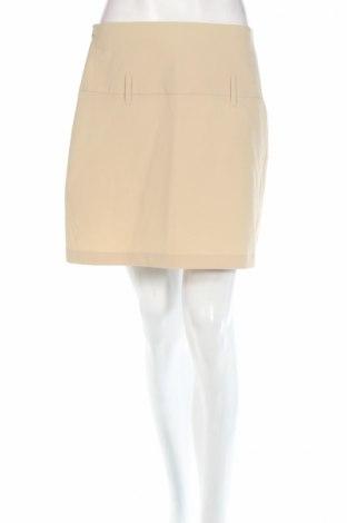 Φούστα Casa Blanca, Μέγεθος M, Χρώμα  Μπέζ, 55% πολυεστέρας, 40% βισκόζη, 5% ελαστάνη, Τιμή 5,31€