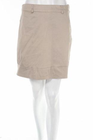 Пола Flame, Размер S, Цвят Кафяв, 97% памук, 3% еластан, Цена 4,75лв.