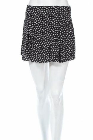 Пола H&M Divided, Размер M, Цвят Черен, Вискоза, Цена 4,50лв.