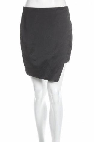 Пола Lindex, Размер M, Цвят Черен, 72% полиестер, 28% памук, Цена 7,02лв.