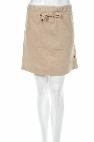Пола за бременни Object, Размер L, Цвят Бежов, 55% лен, 45% памук, Цена 10,73лв.