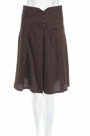 Пола Orsay, Размер S, Цвят Кафяв, 100% памук, Цена 6,00лв.