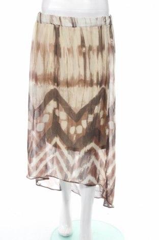 Φούστα Promod, Μέγεθος XS, Χρώμα  Μπέζ, Πολυεστέρας, Τιμή 5,75€