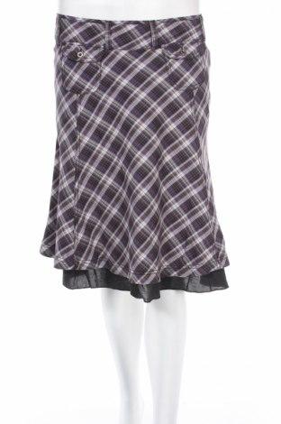 Φούστα S.Oliver, Μέγεθος XS, Χρώμα Πολύχρωμο, 97% βαμβάκι, 3% ελαστάνη, Τιμή 3,88€