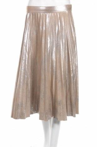 Φούστα Zara, Μέγεθος M, Χρώμα  Μπέζ, Τιμή 16,45€
