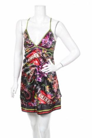 Φόρεμα Ed Hardy, Μέγεθος S, Χρώμα Πολύχρωμο, 95% πολυεστέρας, 5% ελαστάνη, Τιμή 33,77€
