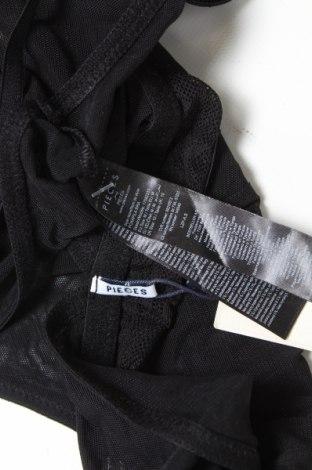 Σουτιέν Pieces, Μέγεθος M, Χρώμα Μαύρο, 90% πολυαμίδη, 10% ελαστάνη, Τιμή 17,29€
