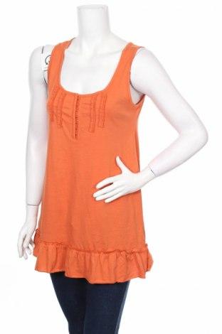 Τουνίκ Arrival, Μέγεθος M, Χρώμα Πορτοκαλί, 100% βαμβάκι, Τιμή 1,70€