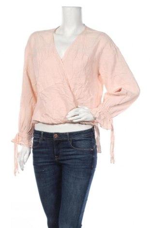 Дамска блуза AllSaints, Размер S, Цвят Розов, Цена 7,09лв.