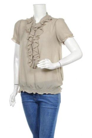 Дамска блуза Axara, Размер S, Цвят Бежов, Полиестер, Цена 12,60лв.