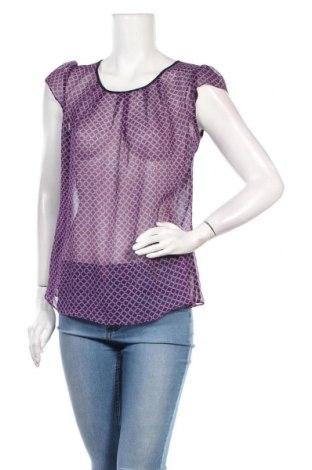 Γυναικεία μπλούζα Banana Republic, Μέγεθος L, Χρώμα Βιολετί, Πολυεστέρας, Τιμή 6,31€