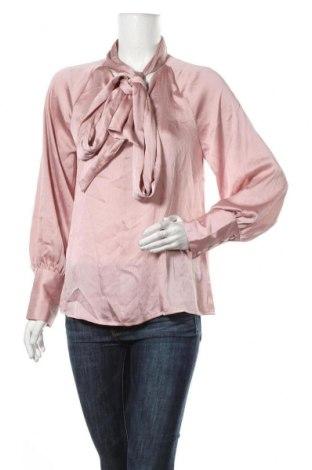 Дамска блуза INC International Concepts, Размер M, Цвят Розов, Полиестер, Цена 18,56лв.