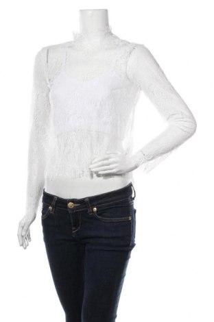 Дамска блуза Ivy & Oak, Размер M, Цвят Бял, Полиамид, Цена 11,32лв.