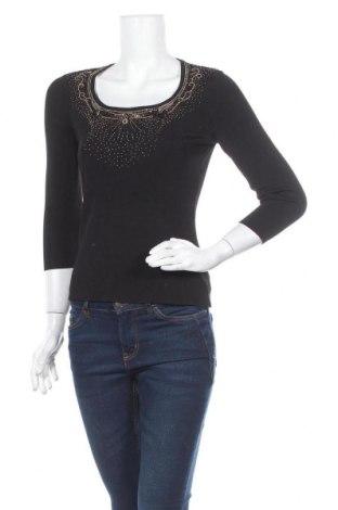 Дамска блуза Jana, Размер S, Цвят Черен, 70% вискоза, 30% полиамид, Цена 7,88лв.