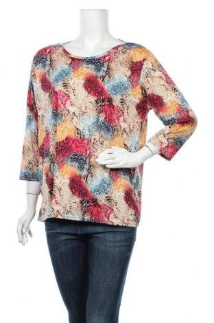 Дамска блуза Janina, Размер XL, Цвят Многоцветен, Цена 4,73лв.