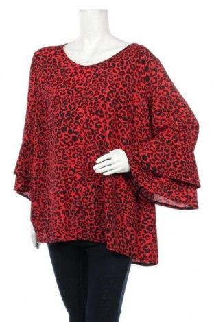 Дамска блуза Miss Etam, Размер XXL, Цвят Червен, Цена 8,98лв.