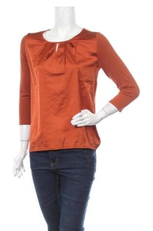 Дамска блуза More & More, Размер S, Цвят Кафяв, Вискоза, полиестер, еластан, Цена 17,25лв.