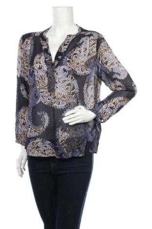Дамска блуза Part Two, Размер M, Цвят Многоцветен, Вискоза, Цена 4,77лв.