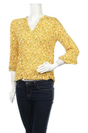 Дамска блуза Part Two, Размер M, Цвят Многоцветен, Вискоза, Цена 9,26лв.