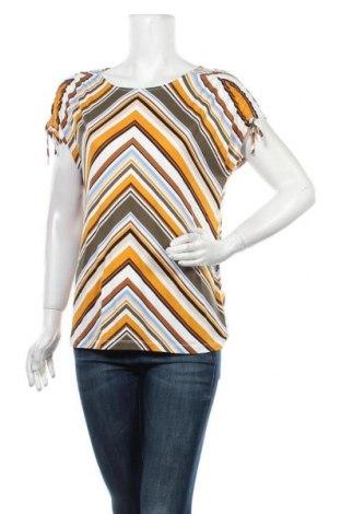 Γυναικεία μπλούζα Taifun, Μέγεθος S, Χρώμα Πολύχρωμο, 95% βισκόζη, 5% ελαστάνη, Τιμή 7,83€