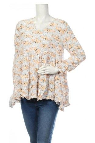 Дамска блуза Vrs Woman, Размер M, Цвят Многоцветен, Вискоза, Цена 13,97лв.