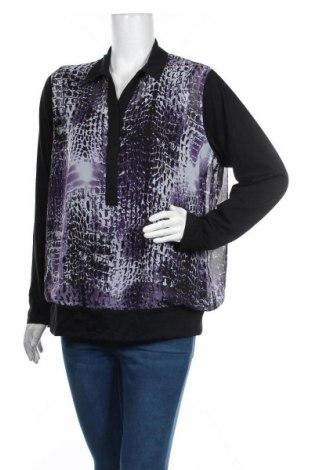 Дамска блуза Vrs Woman, Размер XXL, Цвят Многоцветен, Полиестер, Цена 11,97лв.