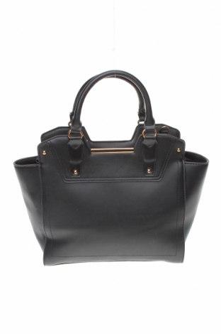 Γυναικεία τσάντα Atmosphere, Χρώμα Μαύρο, Δερματίνη, Τιμή 14,81€