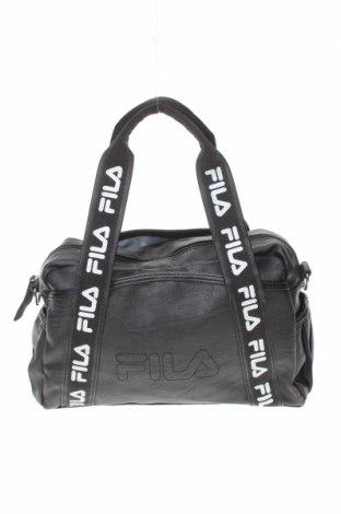 Дамска чанта Fila, Цвят Черен, Еко кожа, Цена 44,10лв.